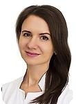 Савинкина Екатерина Викторовна
