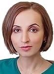 Еженкова Анастасия Сергеевна